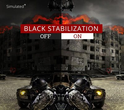 Black Stabilization for Ultimate Visibility