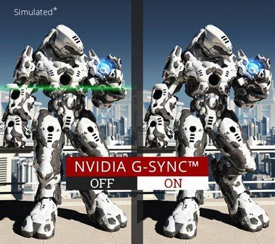 NVIDIA G-Sync™ Technology