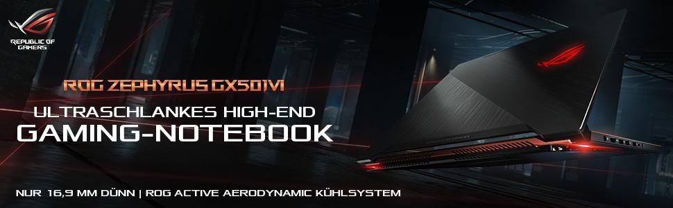 ASUS ROG ZEPHYRUS GX501VI
