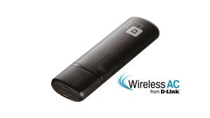 DWA-182 Wireless AC Dualband USB Adapter