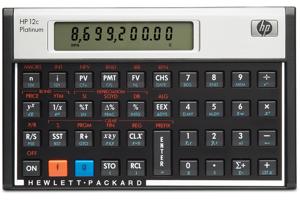 hp 12c financial calculator platinum edition f2231aa aba at rh tigerdirect com HP 10BII vs HP 12C HP 10BII vs HP 12C
