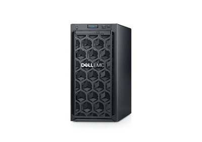 Dell EMC PowerEdge T140 - Server - MT - 1 x Xeon E-2124 / 3 3 GHz - RAM 8  GB - HDD 1 TB - Matrox G200 - GigE - no OS - monitor: none (053TH)