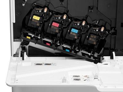HP LaserJet MFP M681DH MFP - J8A10A