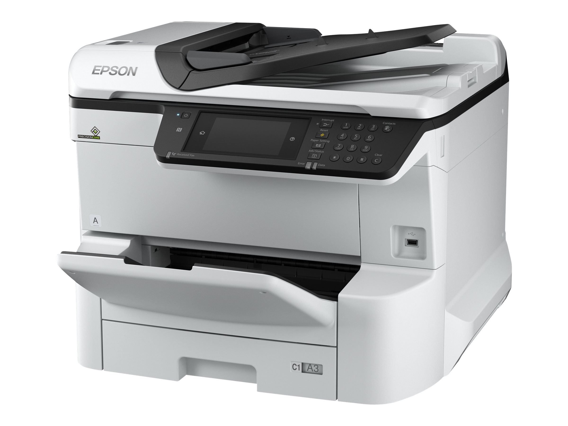 Epson WorkForce Pro WF-C8610DWF - imprimante multifonctions - couleur