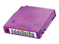 HPE Ultrium Non-Custom Labeled Data Cartridge - 20 x LTO Ultrium 6.25 TB