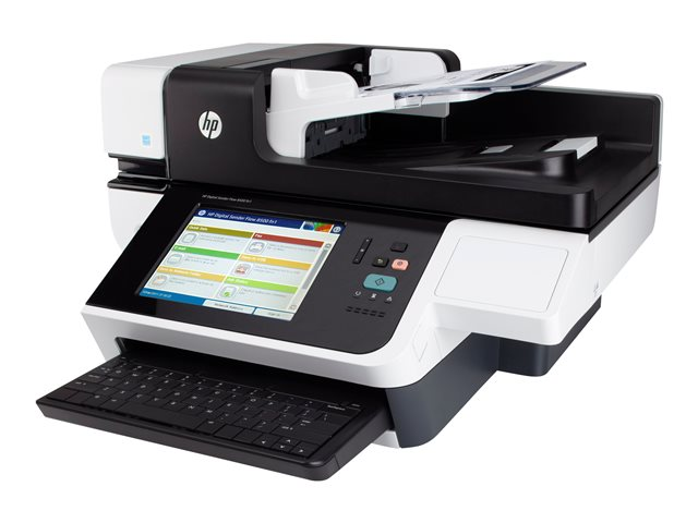hp digital sender flow 8500 fn1 document capture workstation rh shi com