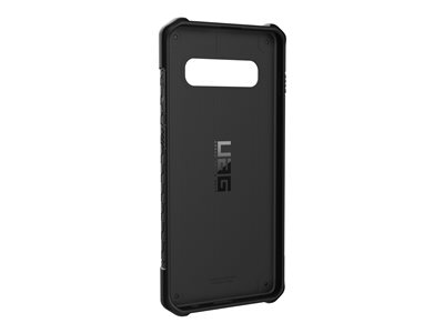 Rugged Case for Samsung Galaxy S10 Plus [6.4-inch screen] - Monarch Black