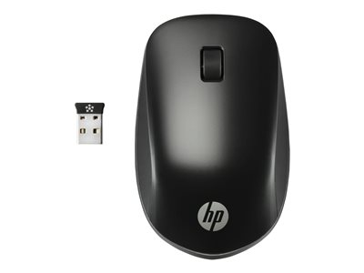 HP Ultra Mobile - mouse - 2.4 GHz - Smart Buy