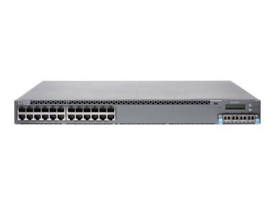 Juniper EX Series EX4300-24T - switch - 24 ports - managed - rack-mountable - E-Rate program