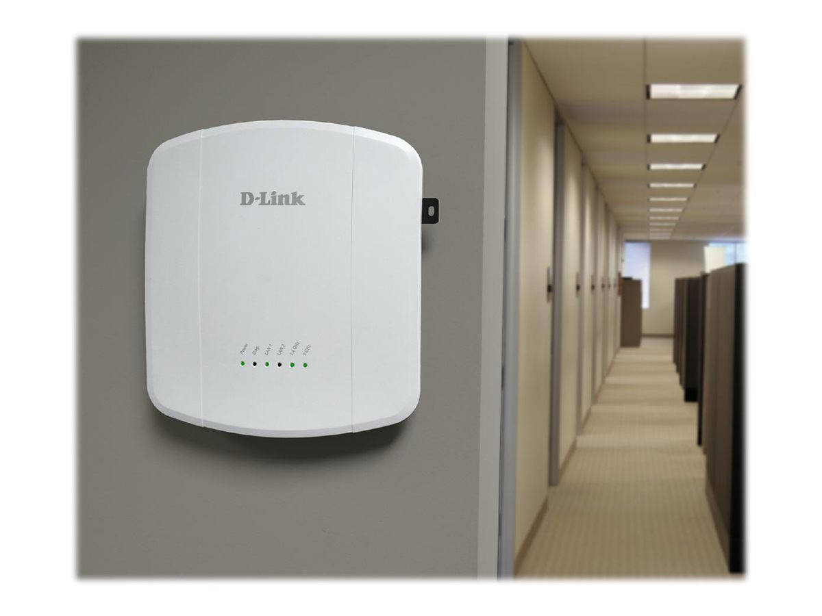 D-Link DWL-8610AP - wireless access point
