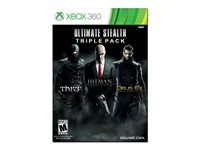 Ultimate Stealth Triple Pack - Xbox 360