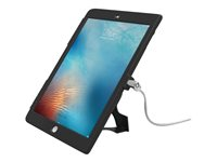"Compulocks iPad 9.7"" Lock and Security Display Case With Keyed Cable Lock - Schutzabdeckung für Tablet"