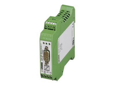 Perle PSM-ME-RS232/RS232-P Surge isolator (DIN rail mountable) AC 24 / DC 24 V