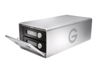 G-Technology G-RAID with Thunderbolt 3 GRARTH3NB120002BDB Hard drive array 12 TB