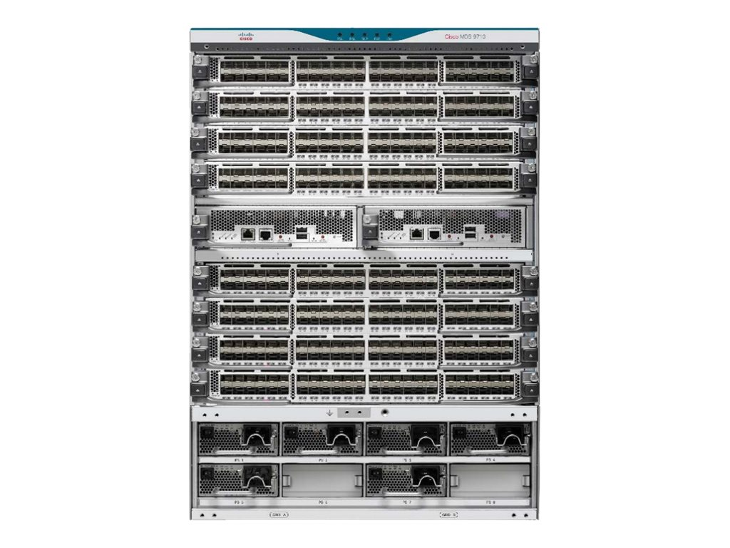 HPE StoreFabric 4-slot Director Fabric-1 Module - Switch - managed - an Rack montierbar