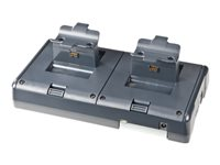 Intermec 4-Position Battery Charger - Battery charger - North America - for Intermec PR2, PR3