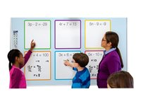 mimio MimioBoard 780T Interactive whiteboard 78INCH multi-touch wired USB