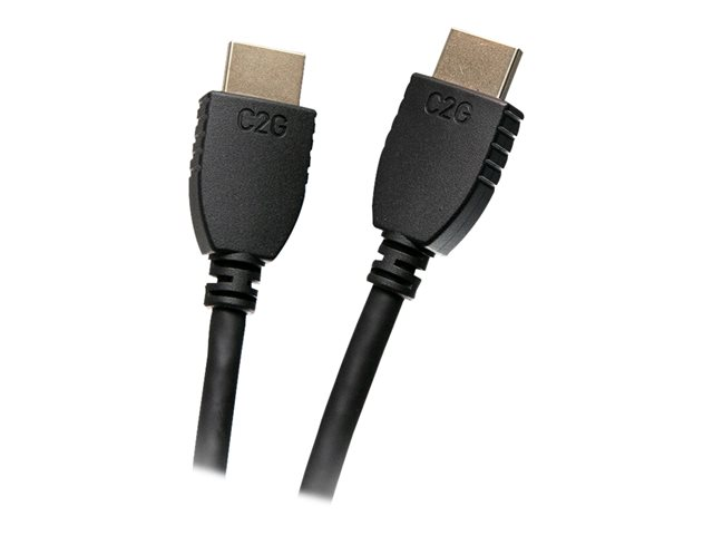 C2G 3ft 4K HDMI Cable with Ethernet - High Speed - UltraHD Cable - M/M