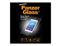 PanzerGlass, Sony Xperia Z3+ front + back