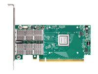 Mellanox ConnectX-4 VPI MCX454A-FCAT Network adapter PCIe 3.0 x8 QSFP+ x 2