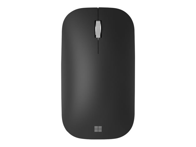 Microsoft Surface Mobile Mouse - Mouse - optical - 3 buttons - wireless - Bluetooth 4.2 - black - demo, commercial