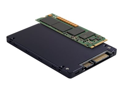Micron 5100 PRO - Disque SSD - chiffré - 240 Go - interne - M.2 2280 - SATA 6Gb/s - Self-Encrypting Drive (SED)