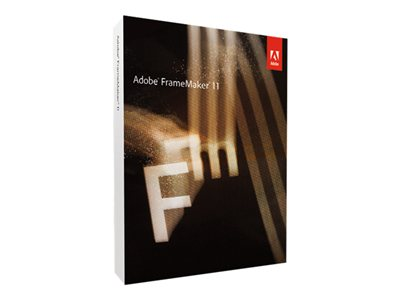 Adobe FrameMaker Publishing Server (v. 11) media CLP 0 points ESD Win