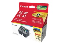 Canon PG 40 / CL-41 Photo Value Pack