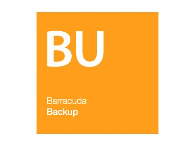 Barracuda Cloud-to-Cloud Backup Subscription license (3 years) 1 user hosted volume