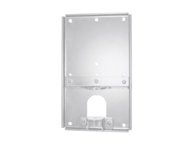 Chief KSA1018S Mounting component (wall plate) for flat panel metal silver