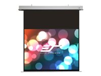 Elite Screens Evanesce Series IHOME126HW2-E20 Projection screen in-ceiling mountable