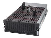 Supermicro SuperStorage Server 6048R-E1CR90L Server rack-mountable 4U 2-way RAM 0 MB