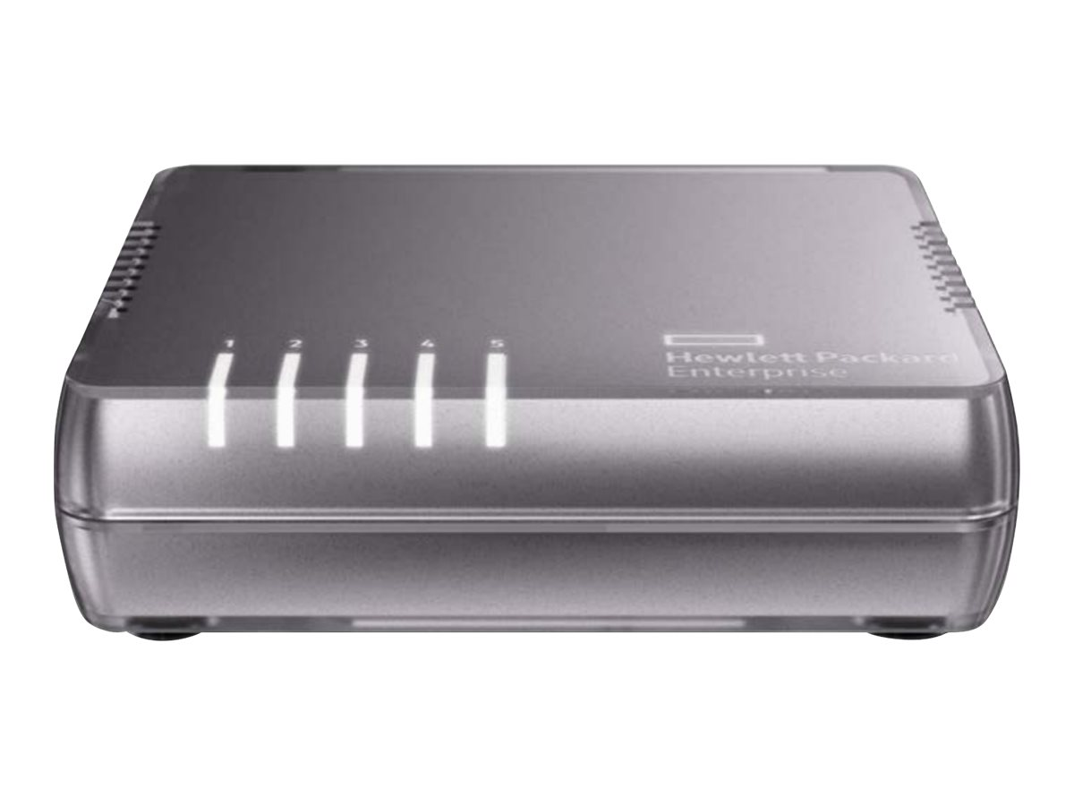 HPE OfficeConnect 1405 8G v3 - switch - 8 ports - unmanaged