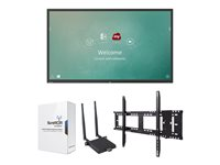 ViewSonic ViewBoard IFP9850 Device Management Bundle 1 98INCH Class (97.5INCH viewable) LED display