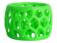 3D Systems Cube 3 - Neon green - ABS filament (3D) - for 3D Systems Cube 3