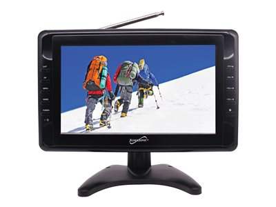 Supersonic SC-2810 10INCH Class LCD TV portable