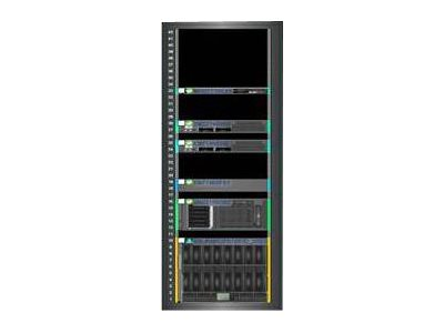 HPE Insight Control for BladeSystem enclosures Tracking License - license + 1 Year 24x7 Support - 1 server