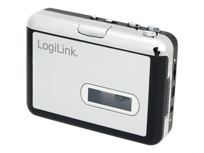 LogiLink Cassette-Player USB Connector Kassetteafspiller