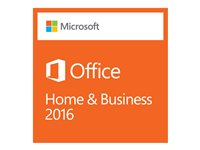 Lenovo Microsoft Office Home & Business 2016 - Lizenz
