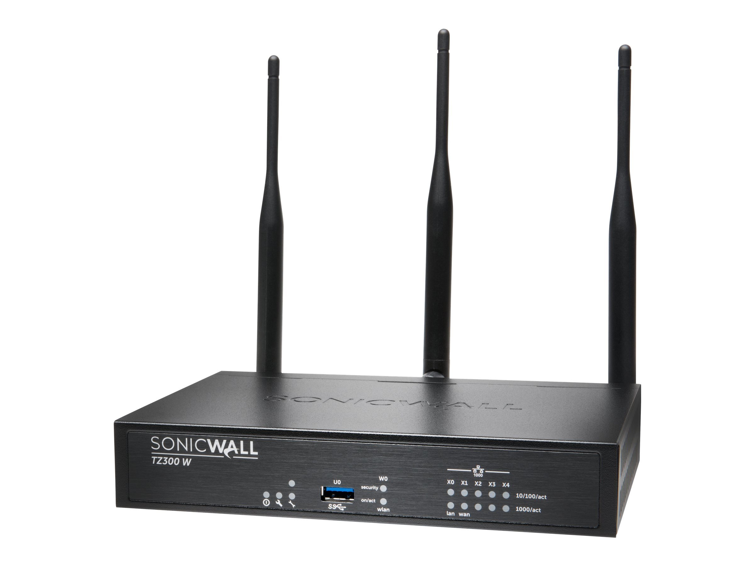 SonicWall TZ300 Wireless-AC - security appliance - Secure Upgrade Plus
