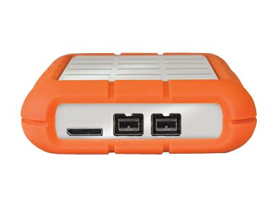Lacie Rugged Triple Steu1000400 Hard Drive 1 Tb Firewire 800 Usb 3 0