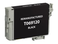 Dataproducts Black compatible remanufactured ink cartridge