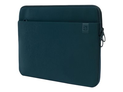 Tucano Top Second Skin Notebook sleeve 15INCH blue petroleum