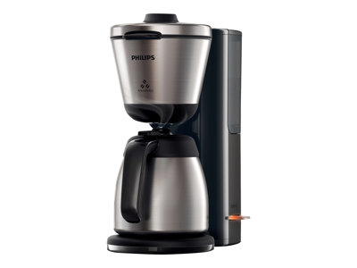 Philips Intense HD7697 Kaffemaskine Sort/metallisk