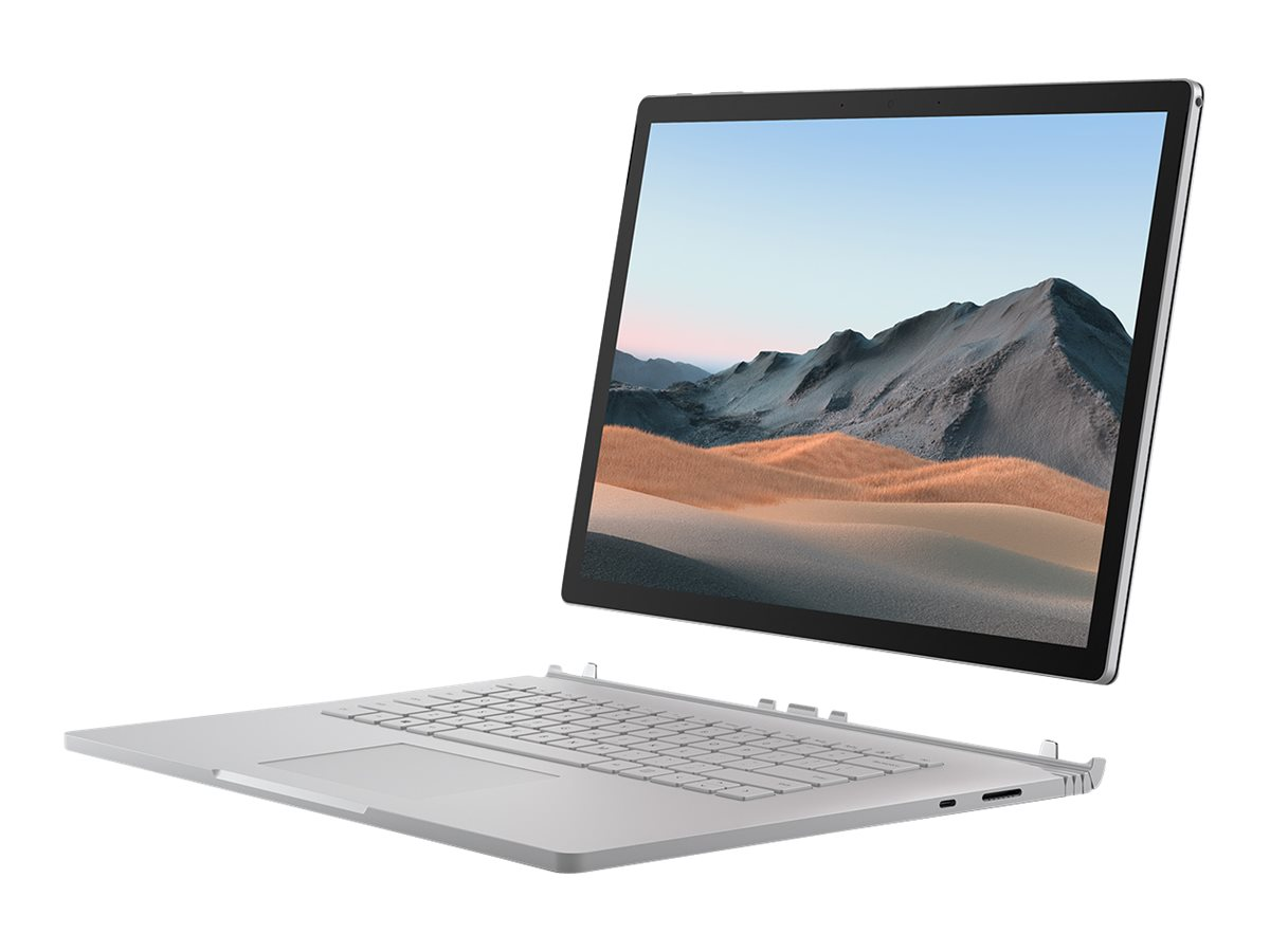 "Microsoft Surface Book 3 - 13.5"" - Core i5 1035G7 - 8 GB RAM - 256 GB SSD - English"