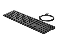 HP Desktop 320K - Keyboard