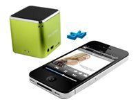 Technaxx MusicMan Mini Wireless Soundstation BT-X2 - Haut-parleur