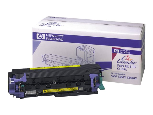 HP - (110 V) - fuser kit - for Color LaserJet 5550, 5550dn, 5550dtn, 5550hdn, 5550n