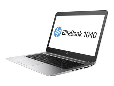 "HP EliteBook 1040 G3 - Ultrabook - Core i5 6200U / 2.3 GHz - Win 10 Pro 64-bit - 8 GB RAM - 512 GB SSD - 14"" touchscreen 1920 x 1080 (Full HD) - HD Graphics 520 - Wi-Fi, NFC, Bluetooth - with 3 Years HP Care Pack Pick-Up and Return Service for Travellers - with HP Dock Connector to Ethernet/VGA Adapter"