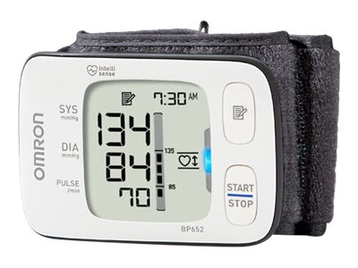 Omron 7 Series BP652N Blood pressure monitor cordless